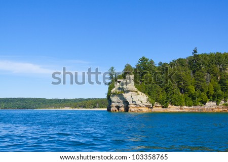 Michigan - stock photo