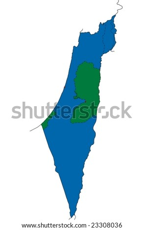 Middle East - Israel - stock photo