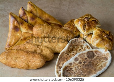 Middle Eastern Bread