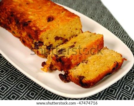 Middle eastern dish called Kugel - stock photo