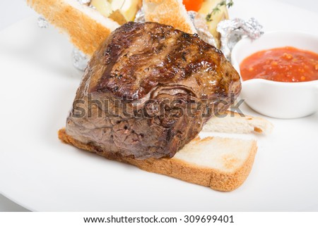 Mignon steak