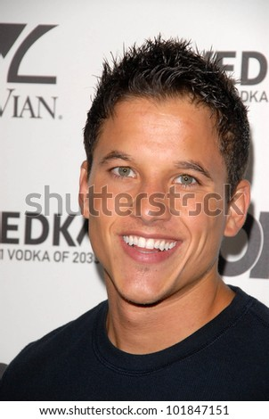 Mike Manning at the OK Magazine USA Fifth Anniversary Party, La Vida, Hollywood, CA. 08-01-10