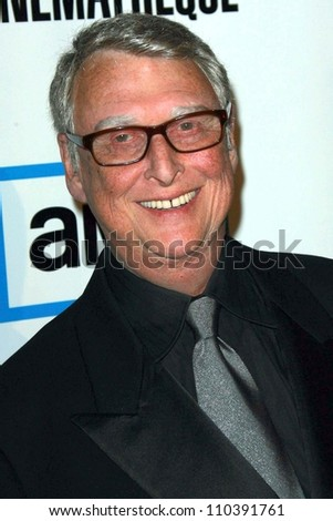 Mike Nichols at The 22nd Annual American Cinematheque Awards honoring Julia Roberts. Beverly Hilton Hotel, Beverly Hills, CA. 10-12-07 - stock photo