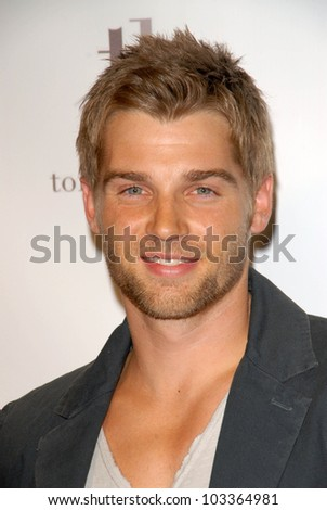 "Mike Vogel  at the ""Across the Hall"" Premiere, Laemmle's Music Hall, Beverly Hills, CA. 12-01-09"