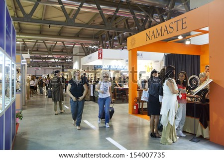 Exhibition Centre Stock Images Royalty Free Vectors