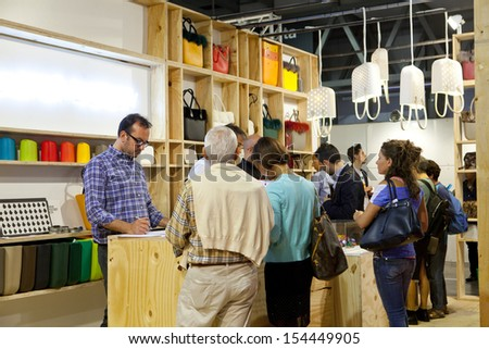 International Home Show Exhibition Stock Images Royalty Free