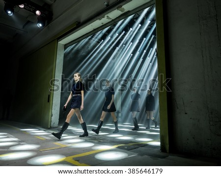 Backstage Fashion Stock Images, Royalty-Free Images ...
