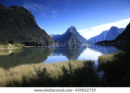 Milford Sound, Fiordland National Park - New Zealand