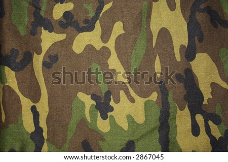 Military texture (brown, black, marsh, green colors) - stock photo