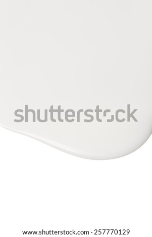 Milk or other dairy products. Abstract background. - stock photo
