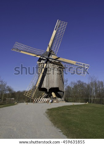 mill in germany