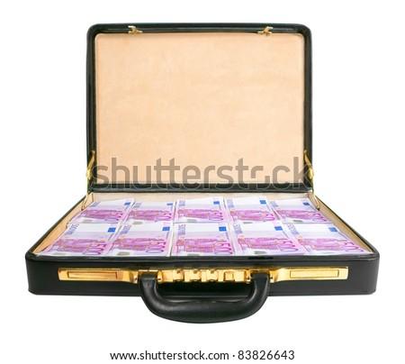 million euro - stock photo