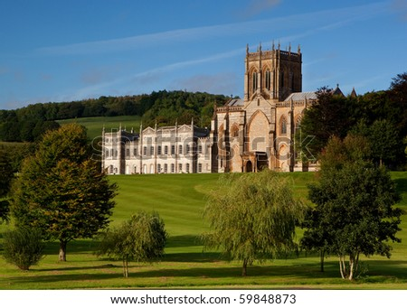 Milton Abbey & School, Dorset, UK