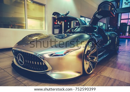 Daimler benz stock images royalty free images vectors for Justice league mercedes benz