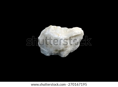 mineral Calcite - stock photo