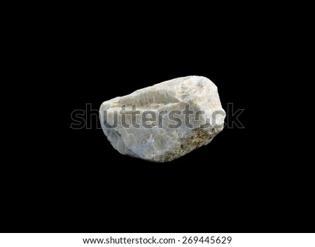 mineral feldspars - stock photo