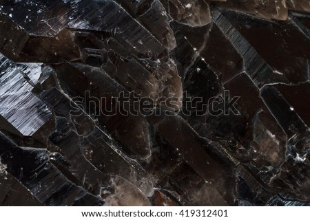 Mineral full texture background.