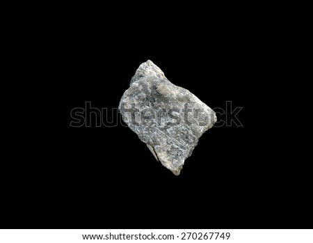 mineral Talc - stock photo
