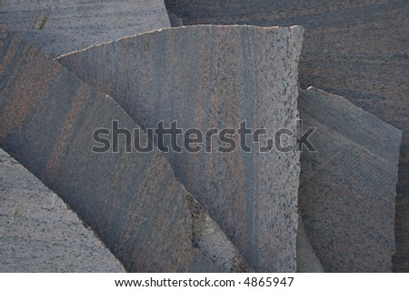 mineral texsture - stock photo
