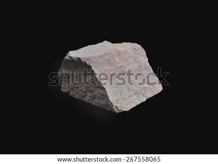 minerals haematite - stock photo