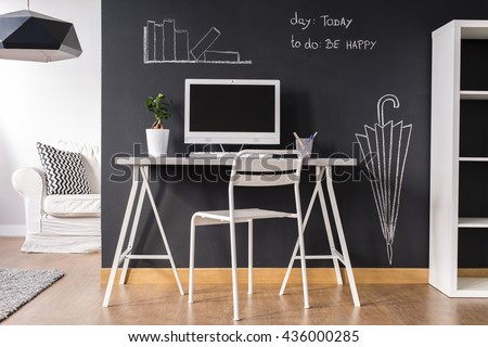 Trendy Office Space Stock Images RoyaltyFree Images Vectors