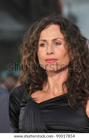 "Minnie Driver at the Los Angeles premiere of ""The A-Team"" at Grauman's Chinese Theatre, Hollywood. June 3, 2010  Los Angeles, CA Picture: Paul Smith / Featureflash"