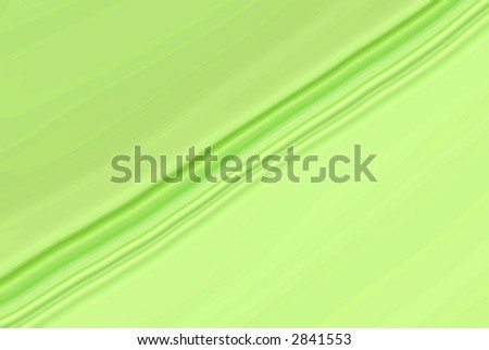 Mint Green Lines - stock photo