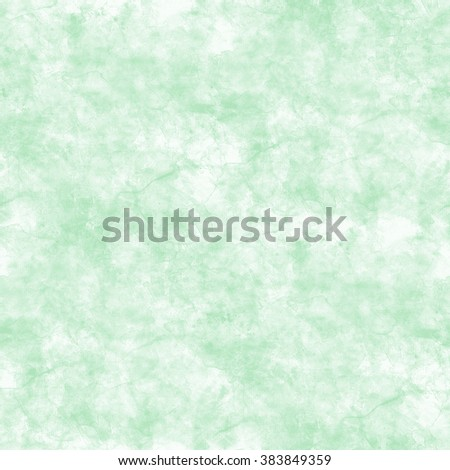 mint watercolor texture - seamless marble pattern - stock photo