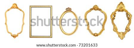 Mirror - stock photo