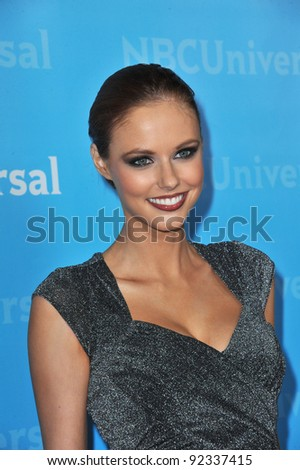 Miss USA Alyssa Campanella at the NBC Universal Winter 2012 TCA party at The Athenaeum in Pasadena. January 6, 2012  Los Angeles, CA Picture: Paul Smith / Featureflash