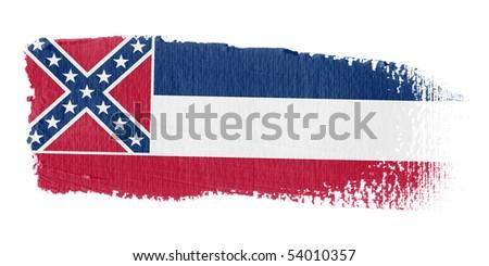Mississippi - stock photo