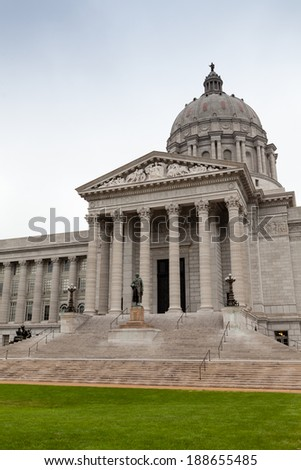 Missouri State Capitol Building, Jefferson City