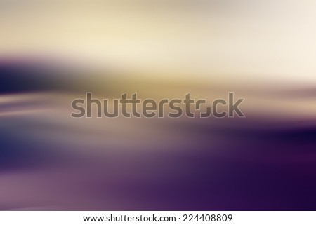 Misty Fantasy Background. Light Purple Creamy Backdrop. - stock photo