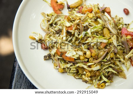 Mix Vegetable Salad Spices