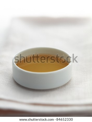 Mixed maple and agave syrup - stock photo