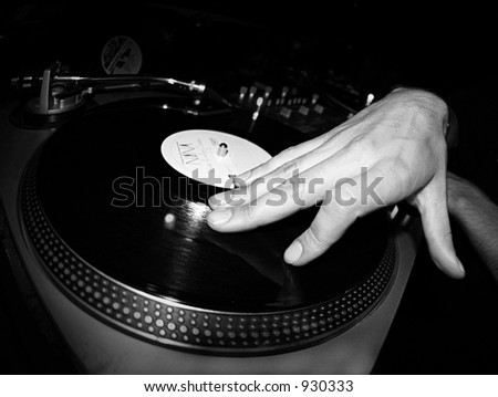 Mixing - stock photo