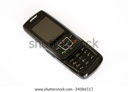 mobile - stock photo