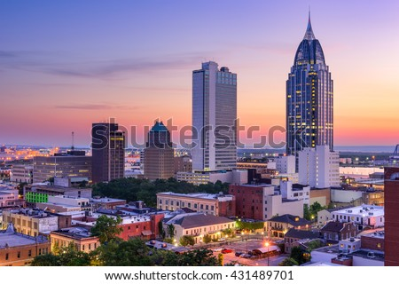 Resultado de imagen de Mobile (Alabama)