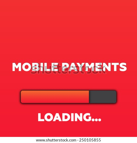 MOBILE PAYMENTS - stock photo