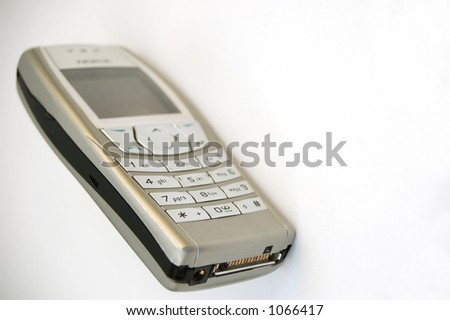 mobile phone #6 - stock photo