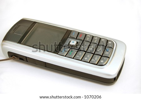 mobile phone #9 - stock photo
