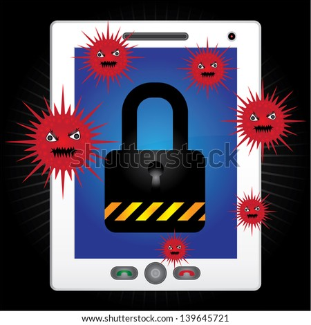 how to detect virus in mobile phones
