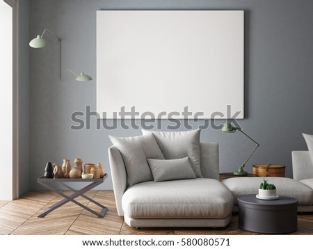 Stock images royalty free images vectors shutterstock for Living room ideas hipster