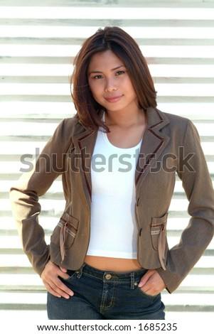 model - stock photo