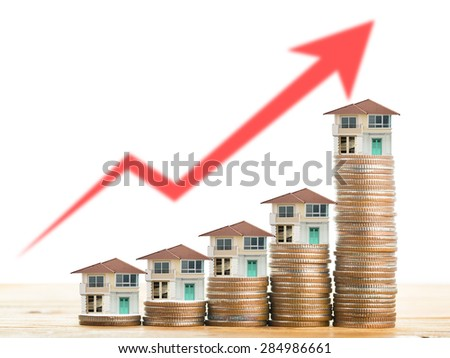 Model house with your deposit money