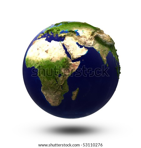 model of Earth