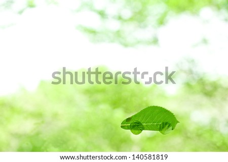 Model of eco-friendly cars that you create - stock photo