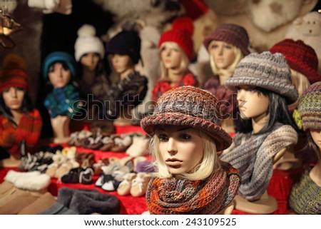 Models - stock photo