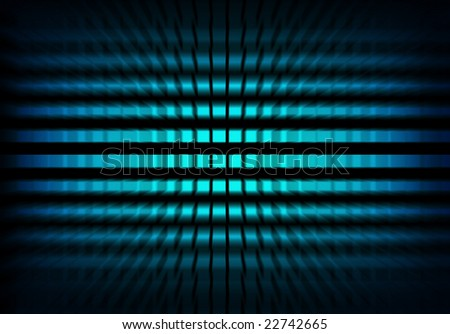 Modern abstract background - stock photo