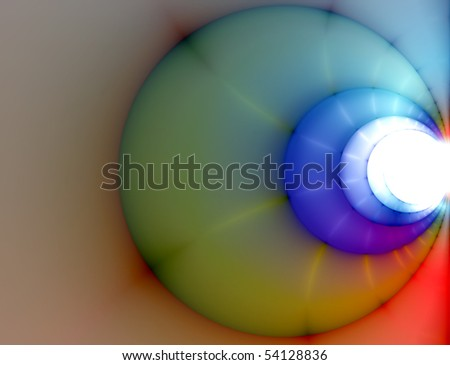 modern abstract background design - stock photo